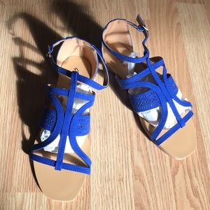 NEW SHOES: Sandals by Qupid Size 8.5